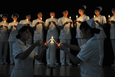 看護の灯継承